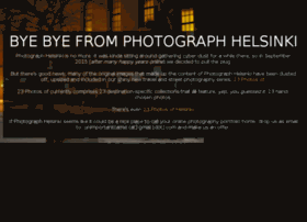 photograph-helsinki.com
