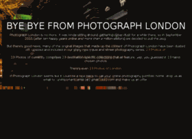photograph-london.com