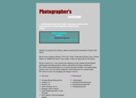 photographer-assistant.com