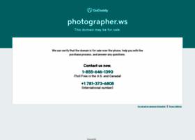 photographer.ws
