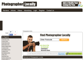 photographerlocally.co.uk
