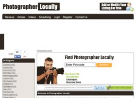 photographerlocally.co.uk