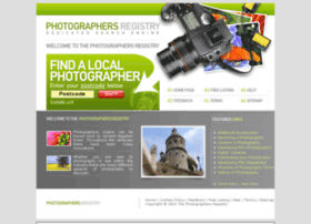 photographersregistry.com