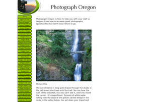 photographoregon.com