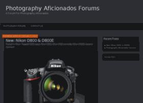 photographyaficionados.com