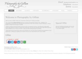 photographybygillian.co.uk