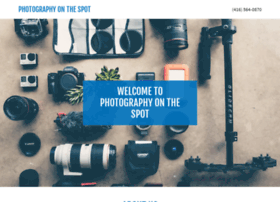 photographyonthespot.com