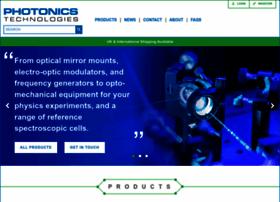 photonicstechnologies.com