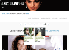 photos.cindycrawford.biz