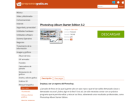 photoshop-album-starter-edition.programasgratis.es
