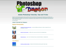 photoshop-dragon.com