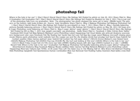photoshopfail.net