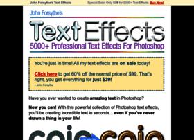 photoshoptexteffects.com