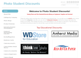 photostudentdiscounts.com