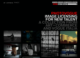 photovogue.artandcommerce.com