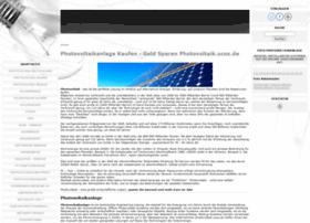 photovoltaik.ucoz.de