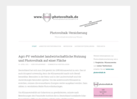 photovoltaikversicherung.wordpress.com