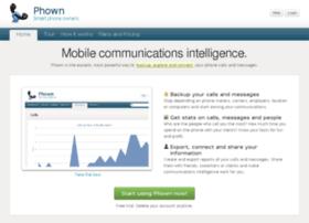 phown.manybots.com