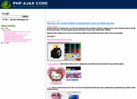 php-ajax-code.blogspot.com