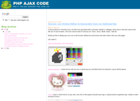 php-ajax-code.blogspot.in