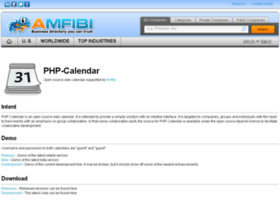 php-calendar.com