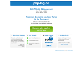 php-log.de
