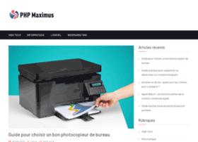 php-maximus.org