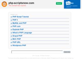 php-scriptsnow.com