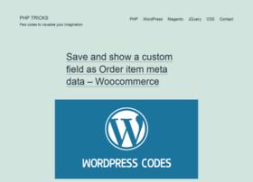 php-tricks.com