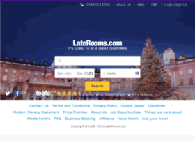 php.laterooms.com