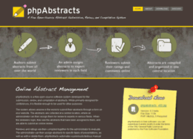 phpabstracts.com