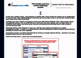 phparticlescript.com