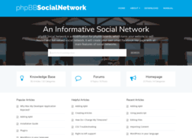 Phpbbsocialnetwork.com