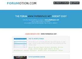phpbbspace.net
