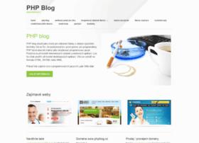 phpblog.cz