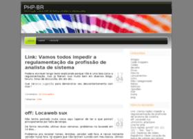 phpbr.wordpress.com