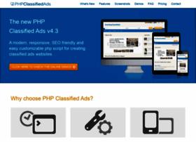 phpclassifiedads.com