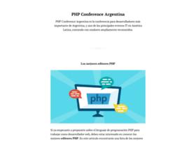 phpconference.com.ar