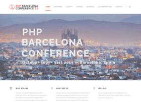 phpconference.es