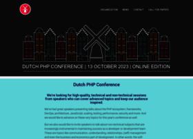 Phpconference.nl