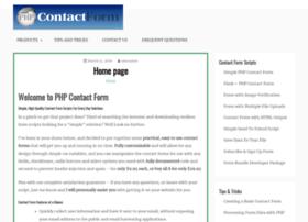 phpcontactform.com