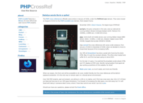 phpcrossref.com