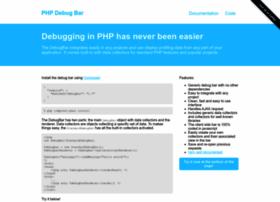 phpdebugbar.com