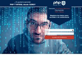 phpdesdecero.com