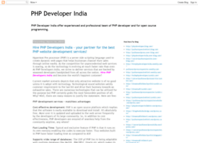 phpdeveloperindiahire.blogspot.in