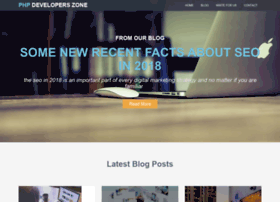 phpdeveloperszone.com