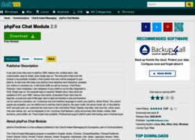 phpfox-chat-module.soft112.com