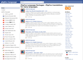 phpfoxlanguage.com
