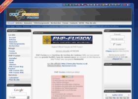 phpfusion-fr.com