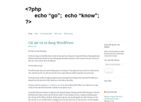 phpgo.wordpress.com